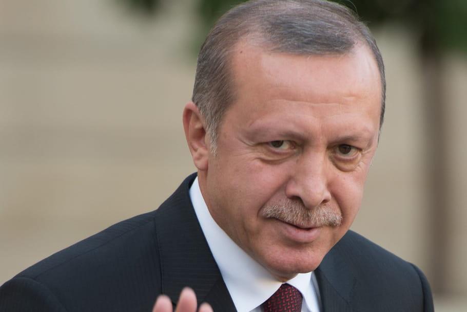 La maternité, gage de féminité pour le président turc