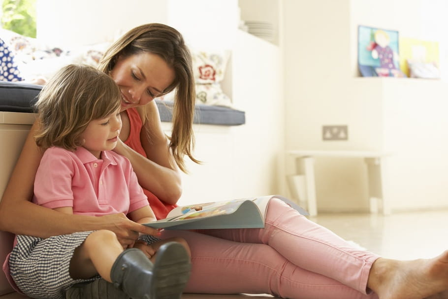 Un quart des enfants vivent avec un seul de leur parent