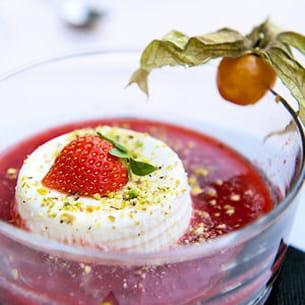 recettes de soupes et coulis de fruits