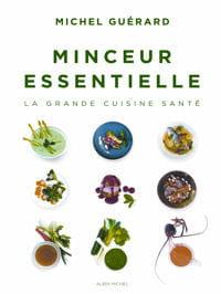 michel guérard livres ses secrets pour une cuisine saine dans ce livre.