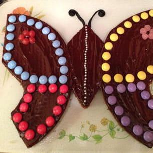 gâteaux papillons