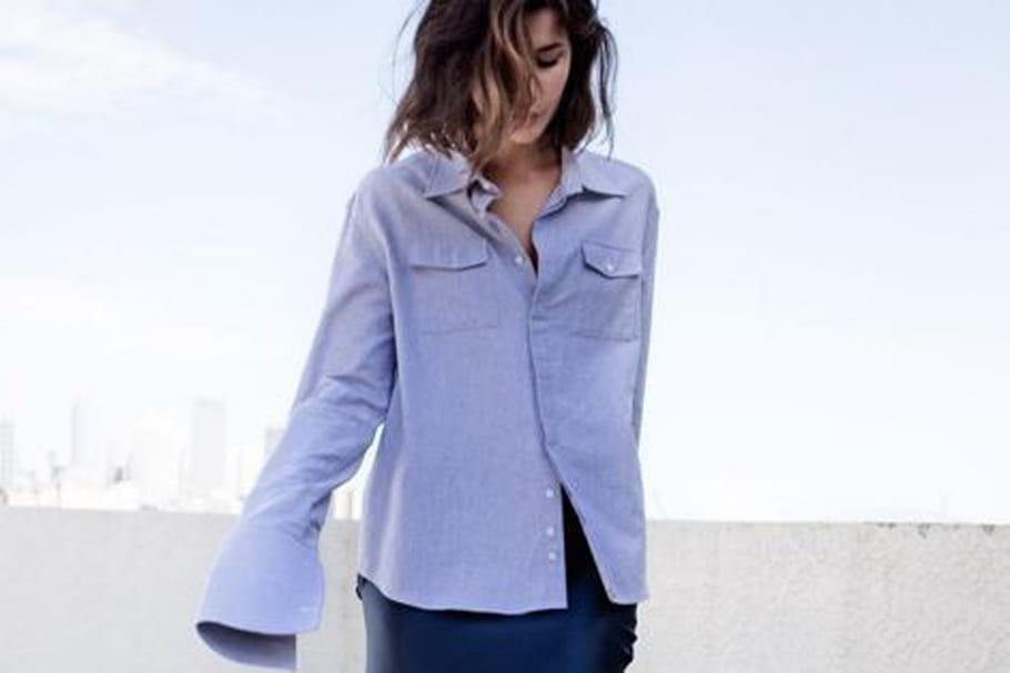 Le look blogueuse de la semaine : Sara Donaldson et son look sleepwear