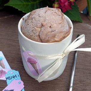 glace nutella