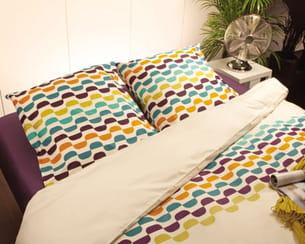 linge de lit par filip deslee pour casa