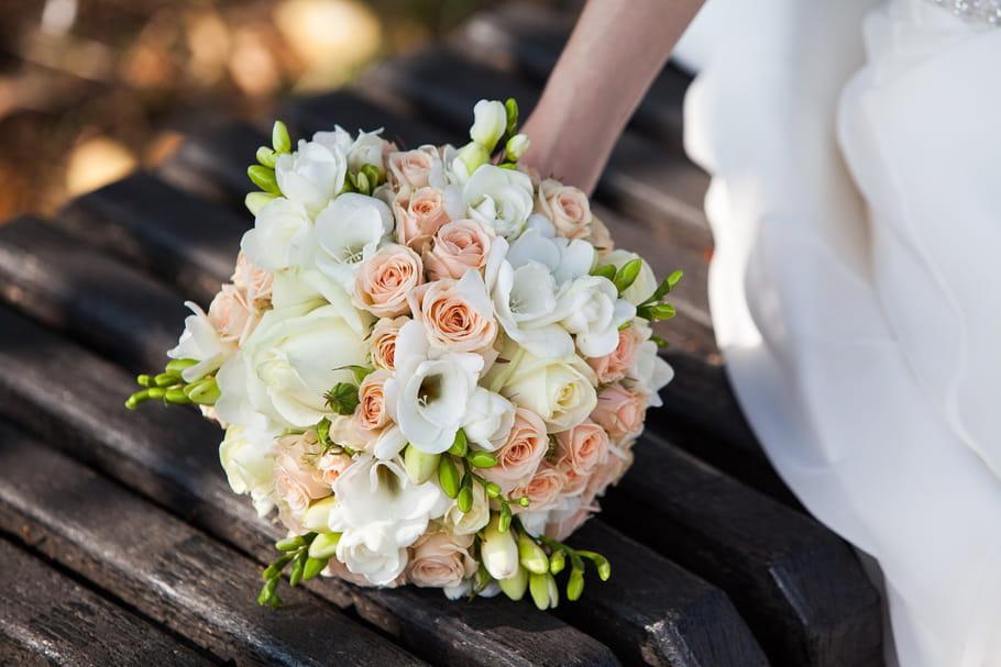 Bouquet de mariée : tout ce qu'il faut savoir