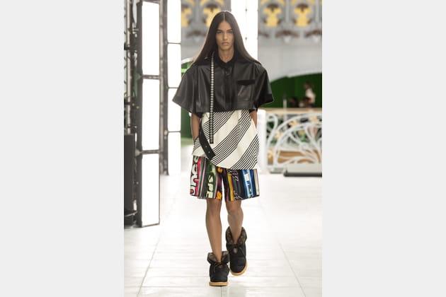 Louis Vuitton printemps-été 2021