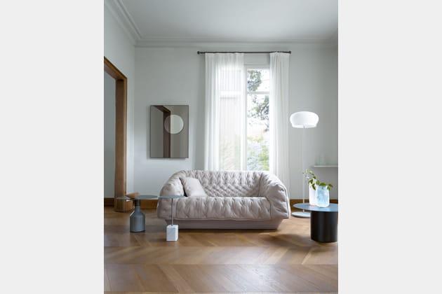 Canapé Cover par Marie Christine Dorner pour Cinna