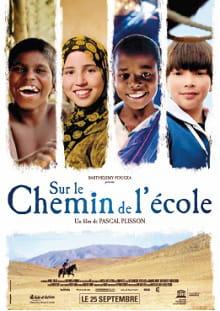 affiche du film chemin ecole 220