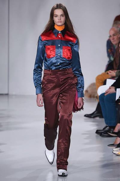 Calvin Klein - Printemps-été 2018