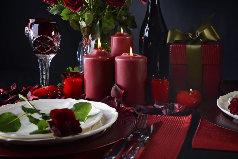 Repas De Saint Valentin Facile A La Maison Ou Au Au Restaurant