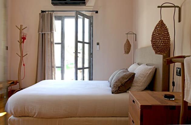 Je veux le même à la maison: une chambre à la déco naturelle