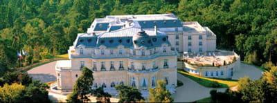 tiara château hotel mont royal chantilly