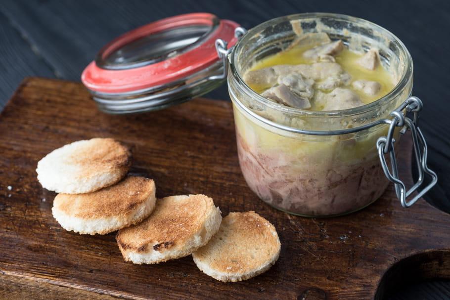 Combien de temps se garde un foie gras cuit en terrine ?