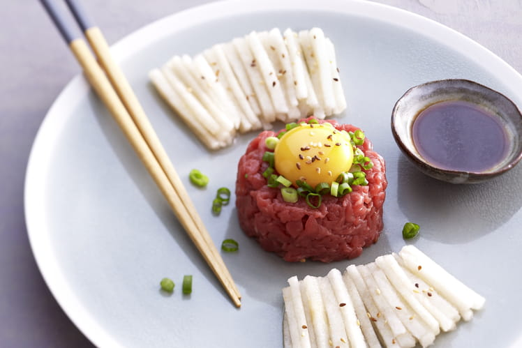 Yukhwe - Steak tartare