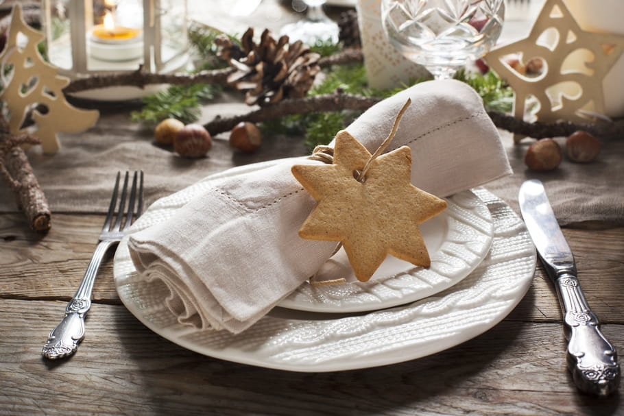 Menu de Noël2018: recettes et idées pour votre repas de Noël