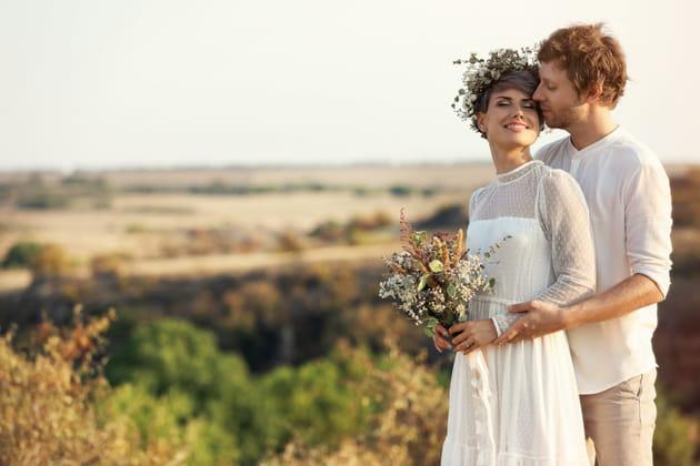 Quelle décoration pour  un mariage champêtre?