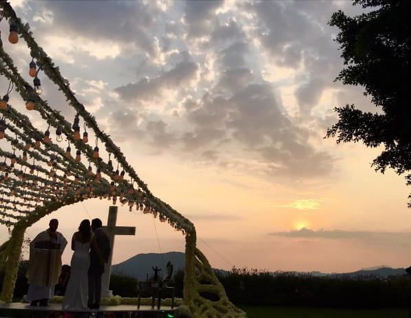 Eva Longoria : son mariage en images
