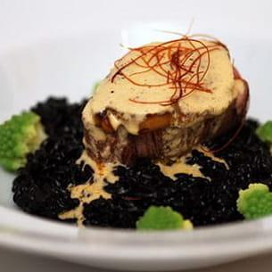 filet de boeuf angus, sauce au foie gras