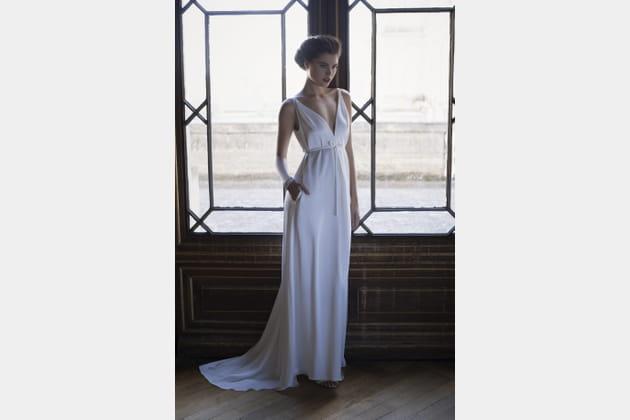 Robe de mariée Bourgeoise