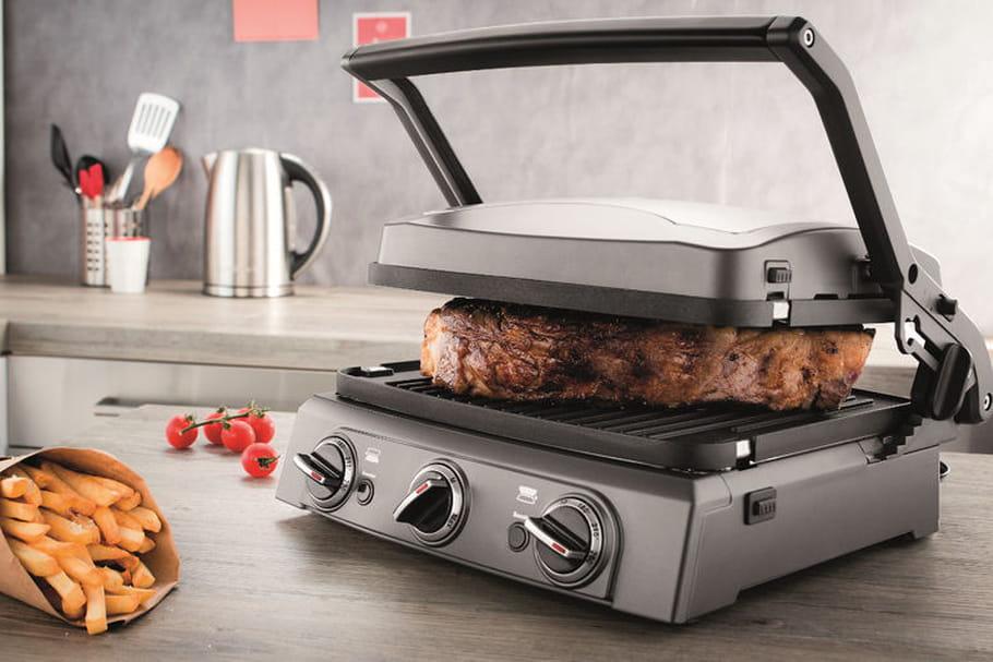 Concours cuisine mai : gagnez 2 Griddler Pro GR50E de Cuisinart