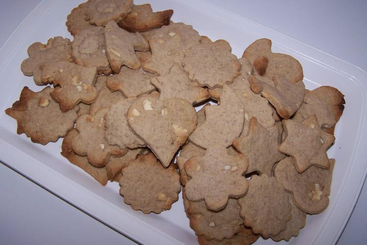 Biscuits à l'épeautre et au chocolat blanc