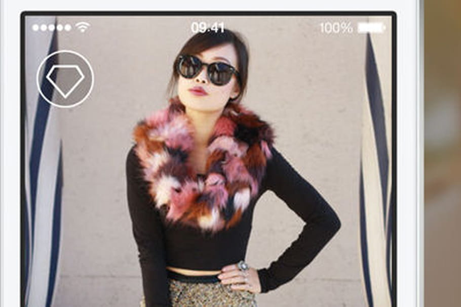 Flink, l'application fashion des blogueuses