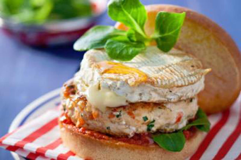 70 recettes de hamburger maison - Recette hamburger maison ...