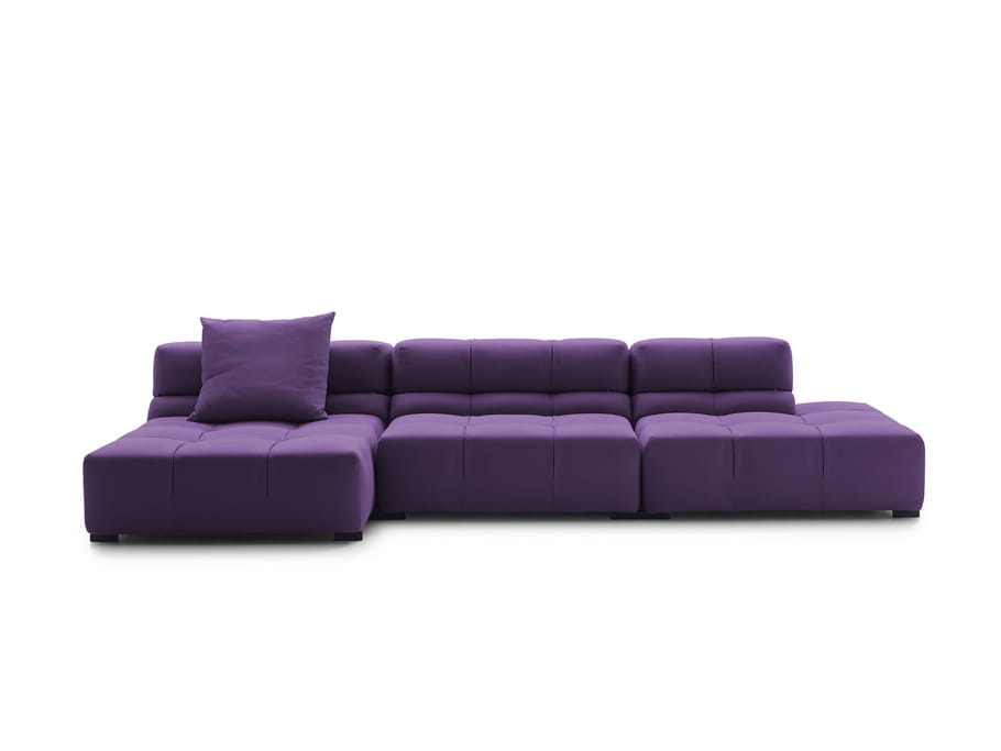 Canap tufty time design chesterfield de b b italia le canap chesterfield sa petite - Canape b b italia ...