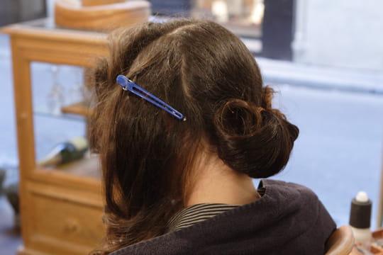 L'arrière de la tête