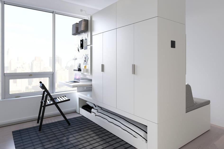Rognan: le meuble robotique pensé pour les petits espaces