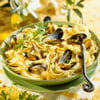 spaghettis aux moules laredaction
