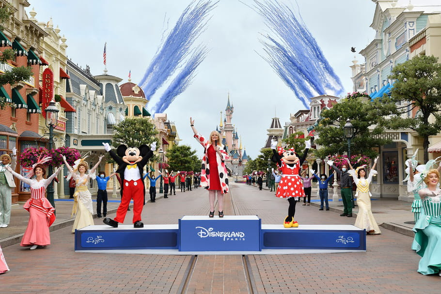 Disneyland Paris : réouverture, selfie spot, et attractions