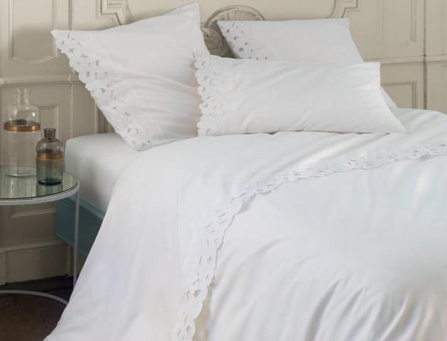 Linge de lit Haute Couture par Linvosges