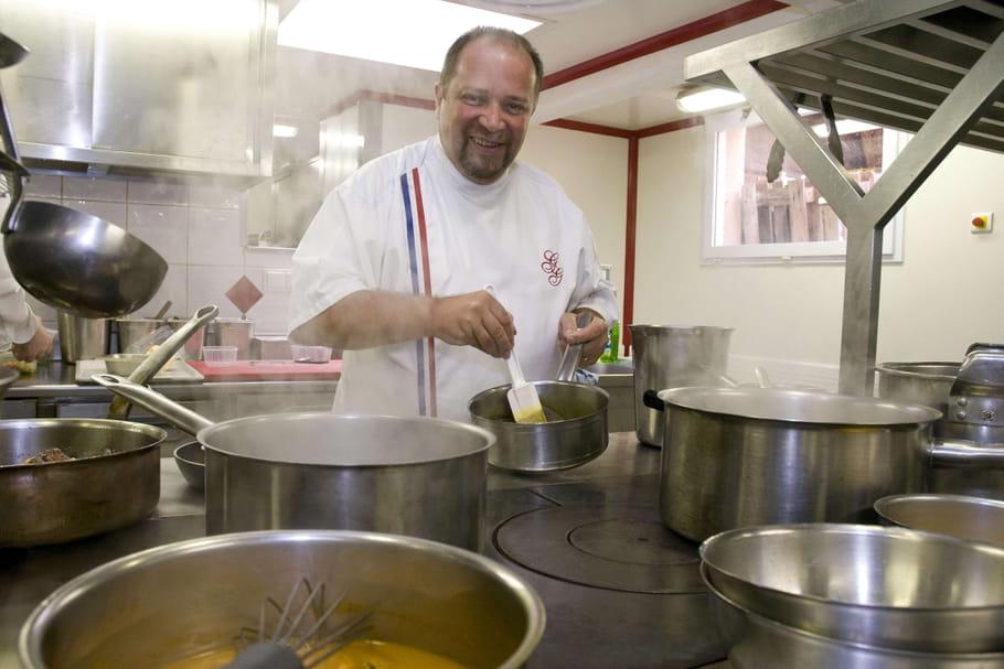 Gilles Goujon, le cuisinier salvateur