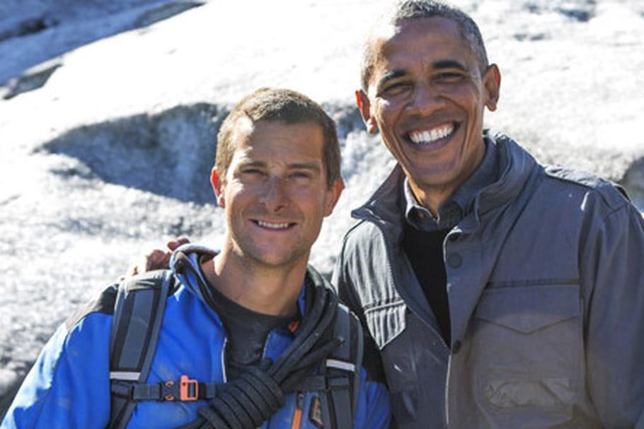 Plateau télé : Barack Obama dans une télé-réalité