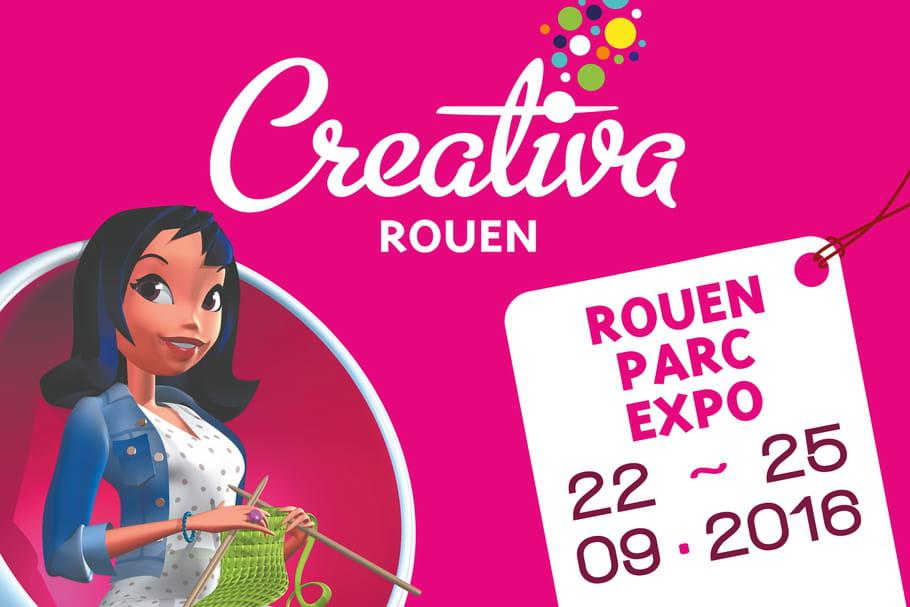 Creativa Rouen, le salon du DIY, lance sa 16ème édition