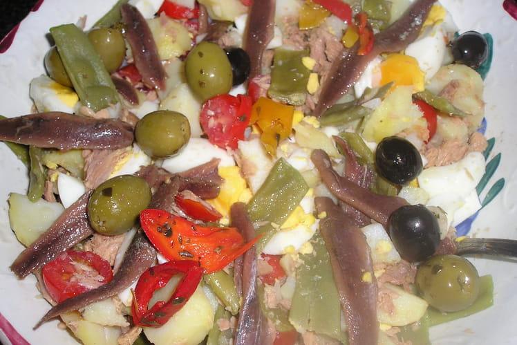 Salade marinière