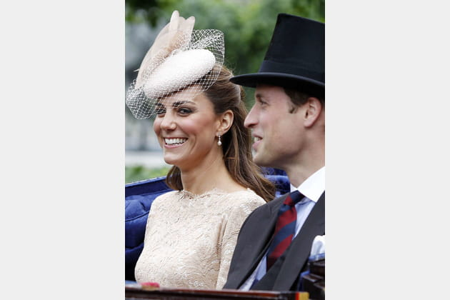 Kate et William jubilent