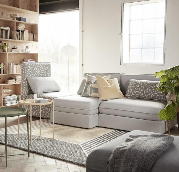 Canapé modulable Vallentuna chez IKEA