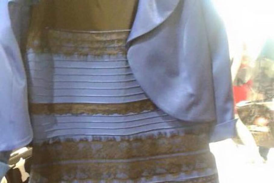 Robe blanche ou bleue ? Le mystère est résolu