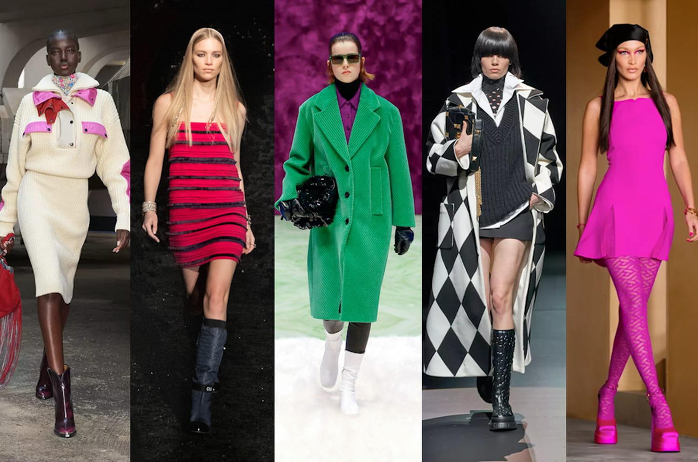 Tendances mode automne 2021: quels imprimés, couleurs et accessoires allons-nous porter?