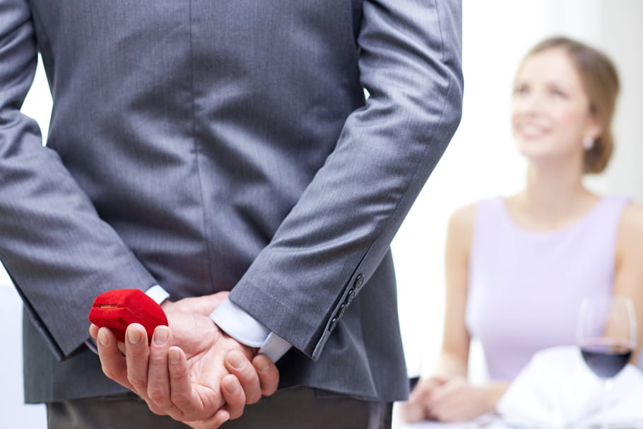 Qu'offrir comme cadeau de fiançailles ?