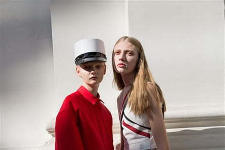 Moncler Gamme Rouge (Backstage) - photo 11