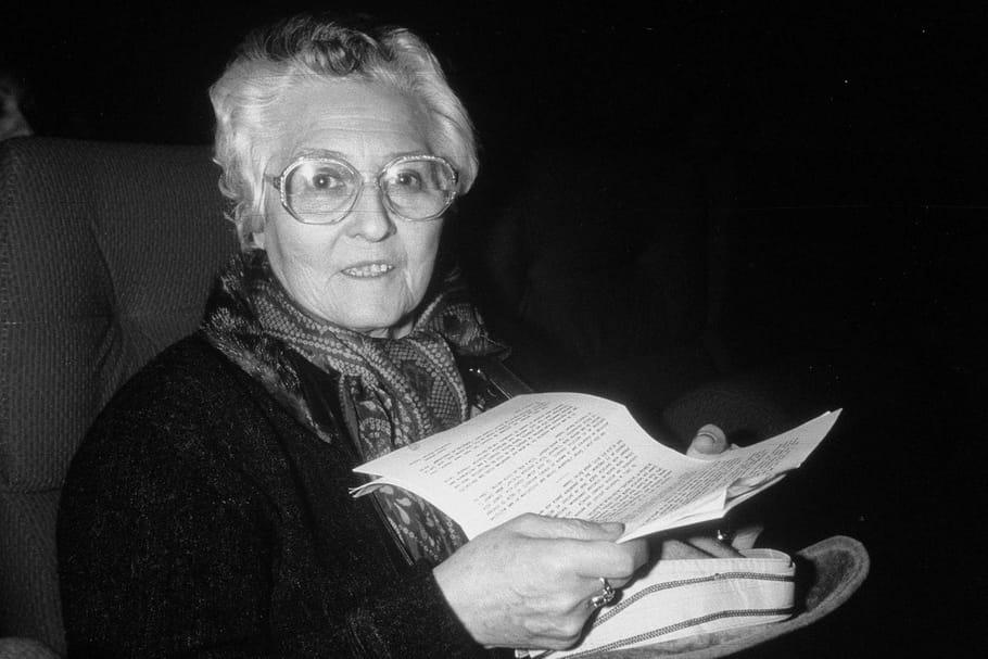 Françoise Dolto, au nom de l'enfant: celle qui murmurait à l'oreille des bébés