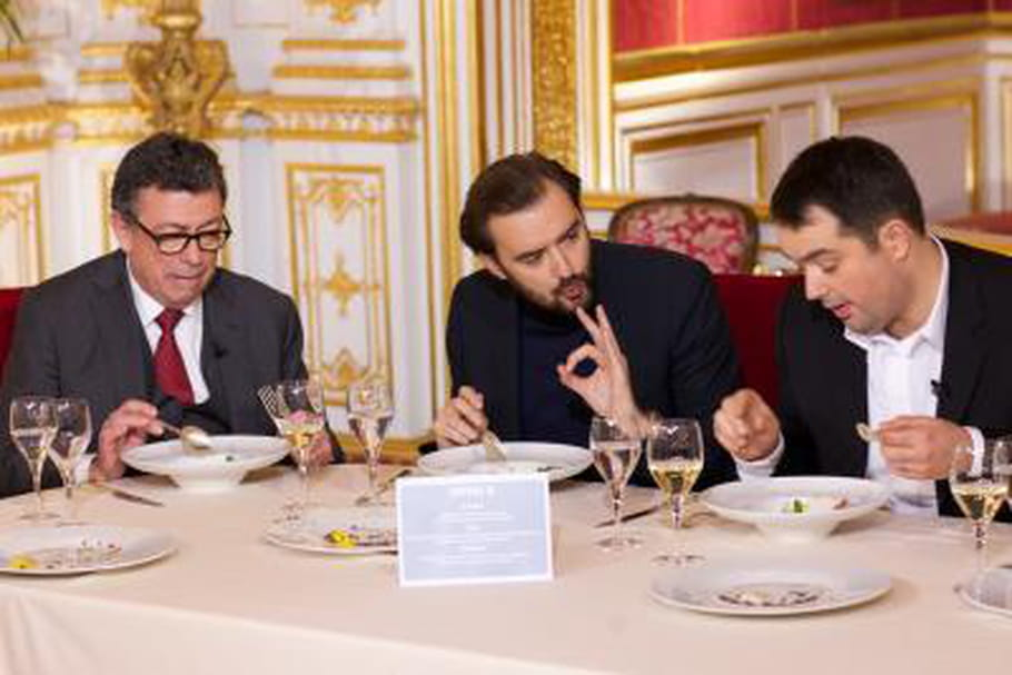 Top Chef s'invite au château de Chambord