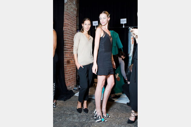 Christian Siriano (Backstage) - photo 4