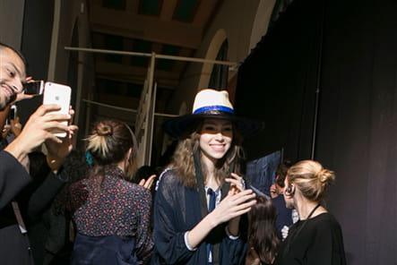 Sonia Rykiel (Backstage) - photo 49