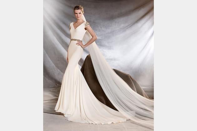 Robe de mariée Orville, Pronovias