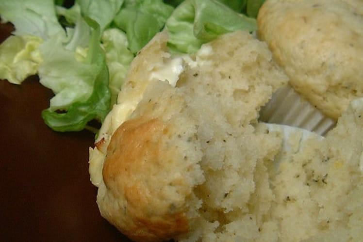 Muffin à la Vache qui rit