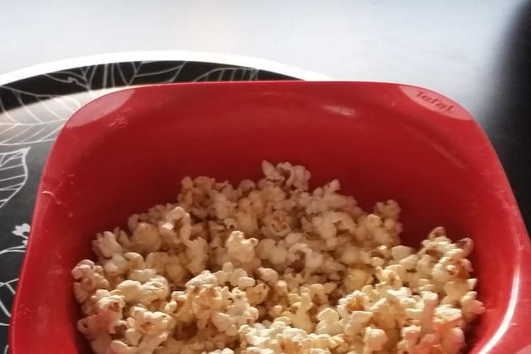 Pop-corn caramel